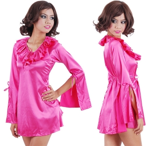 Mona Satin Nightie