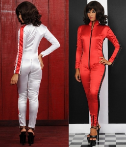 Satin Luxury Jumpsuit